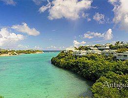 "The Verandah, Antigua W.I. Collectible Postcard ANU4666,size 153mm * 102mm ( 6"" x 4"")"