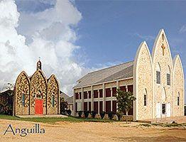 St. Gerard's Roman Catholic Church Postcard AXA4605