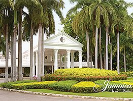 Jamaica Postcard Half Moon Resort
