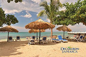 Jamaica Postcard Decameron