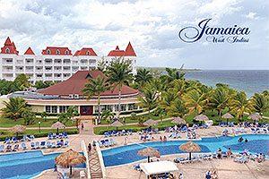Jamaica Postcard Bahia Principe Resort