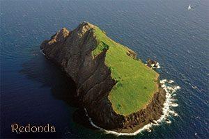 Redonda Postcard