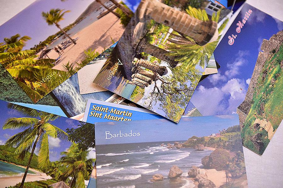 Caribbean Postcards