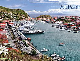 Saint Barth Postcards