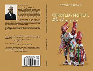 """Christmas Poems"" Book By Howard Fergus"
