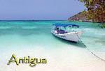 Magnet Great Bird Island, Antigua