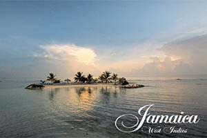Fridge Magnet 004 Jamaica by KIMAGIC