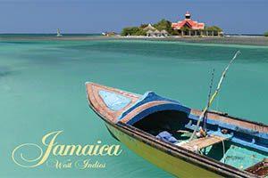 Fridge Magnet 012 Jamaica by KIMAGIC