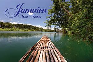 Fridge Magnet 015 Jamaica by KIMAGIC