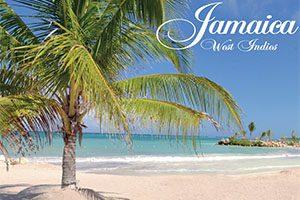 Fridge Magnet 018a Jamaica by KIMAGIC