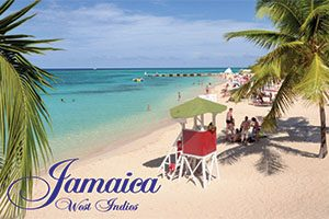 Fridge Magnet 019 Jamaica by KIMAGIC