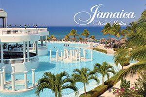 Fridge Magnet 025 Jamaica by KIMAGIC