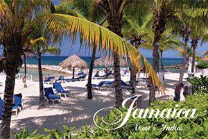 Fridge Magnet 030 Jamaica by KIMAGIC