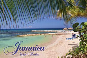 Fridge Magnet 031 Jamaica by KIMAGIC