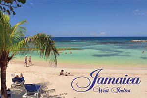 Fridge Magnet 032 Jamaica by KIMAGIC