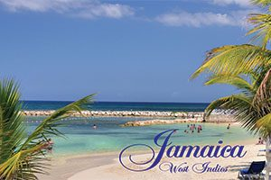 Fridge Magnet 034 Jamaica by KIMAGIC