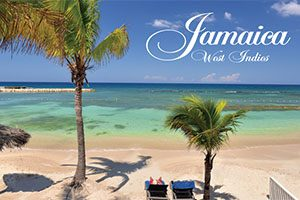 Fridge Magnet 035 Jamaica by KIMAGIC