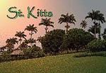 Ottleys Plantation, Saint Kitts fridge magnet 001
