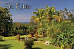 Saint Kitts fridge magnet 012