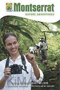 poster Montserrat Nature Adventures