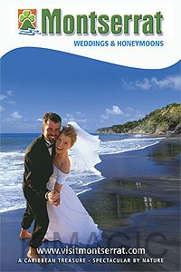 poster Montserrat Weddings & Honeymoons
