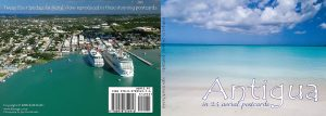 978-0-9783549-1-6 Antigua & Barbuda in 24 aerial postcards by Igor Kravtchenko Cover