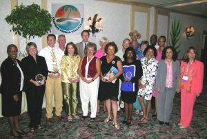 October 2004 Caribbean Tourism Organisation Award Ceremony in Aruba