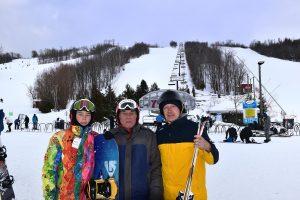 Three Generations Family getaway to Blue Mountain Resort skiing