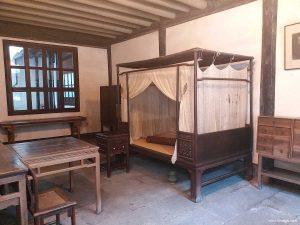 Lu Xun bedroom