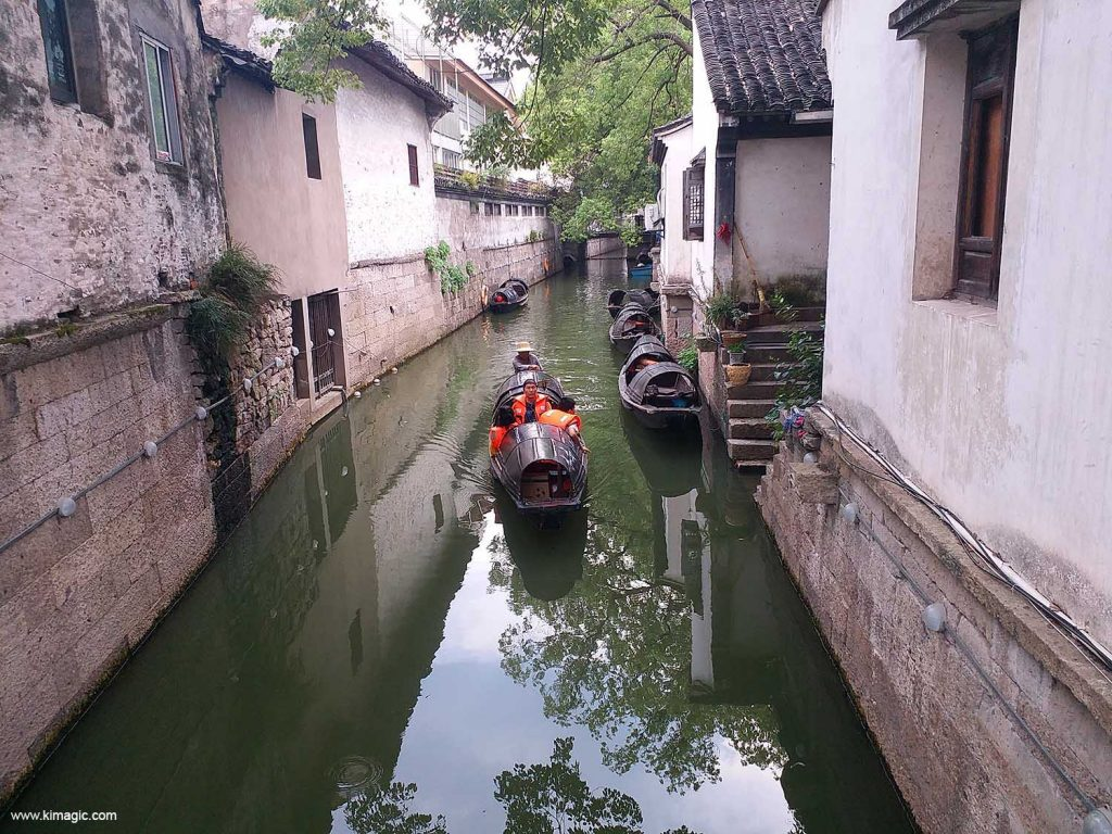 Old Shaoxing, China
