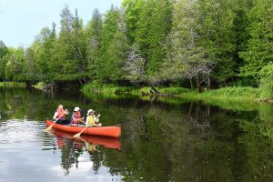 Clyde River kayaking