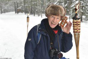 Gary Cralle in Arrowhead Provincial Park Ontario