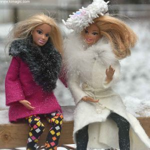 Greetings from Barbietown North!