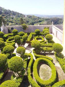 Gardens of The Palácio Nacional de Sintra