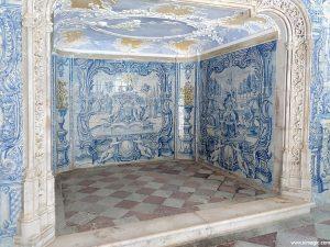 Bath in The Palácio Nacional de Sintra